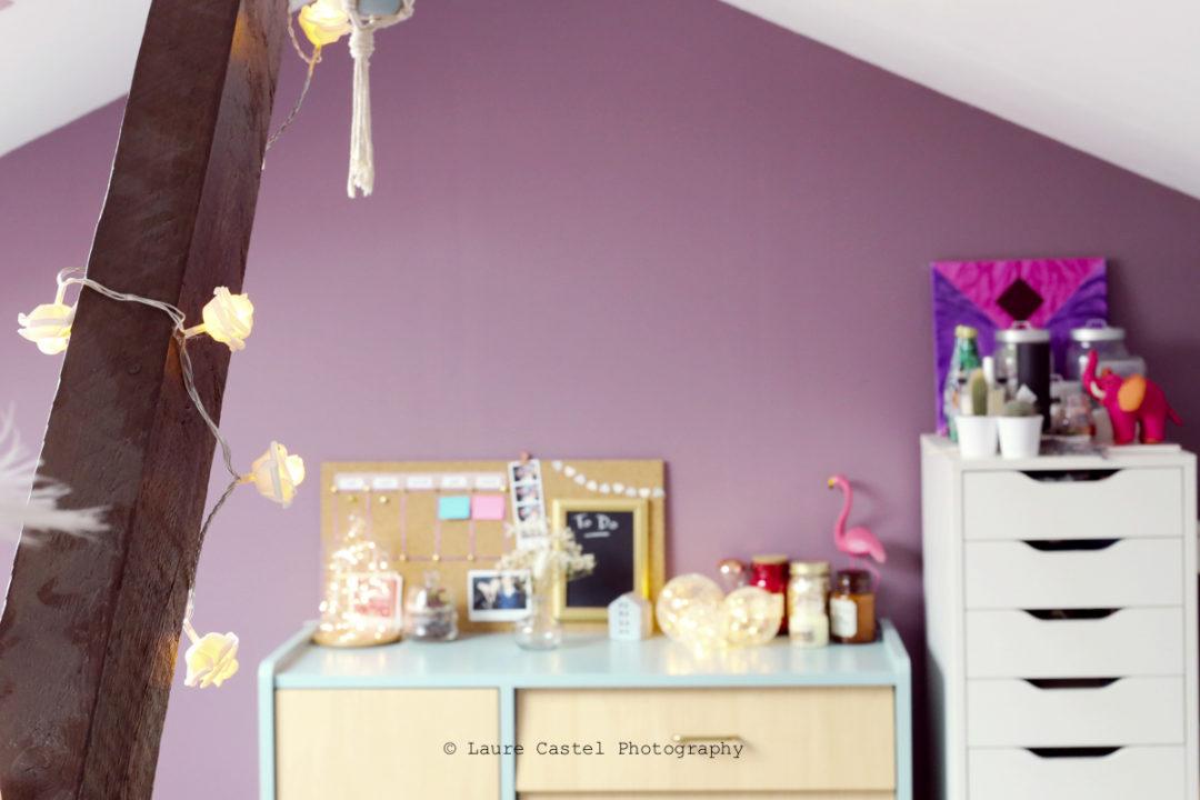 Guirlande Lumineuse avec 30 Roses | Les Petits Riens