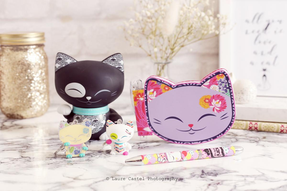 Mani the lucky cat | Les Petits Riens
