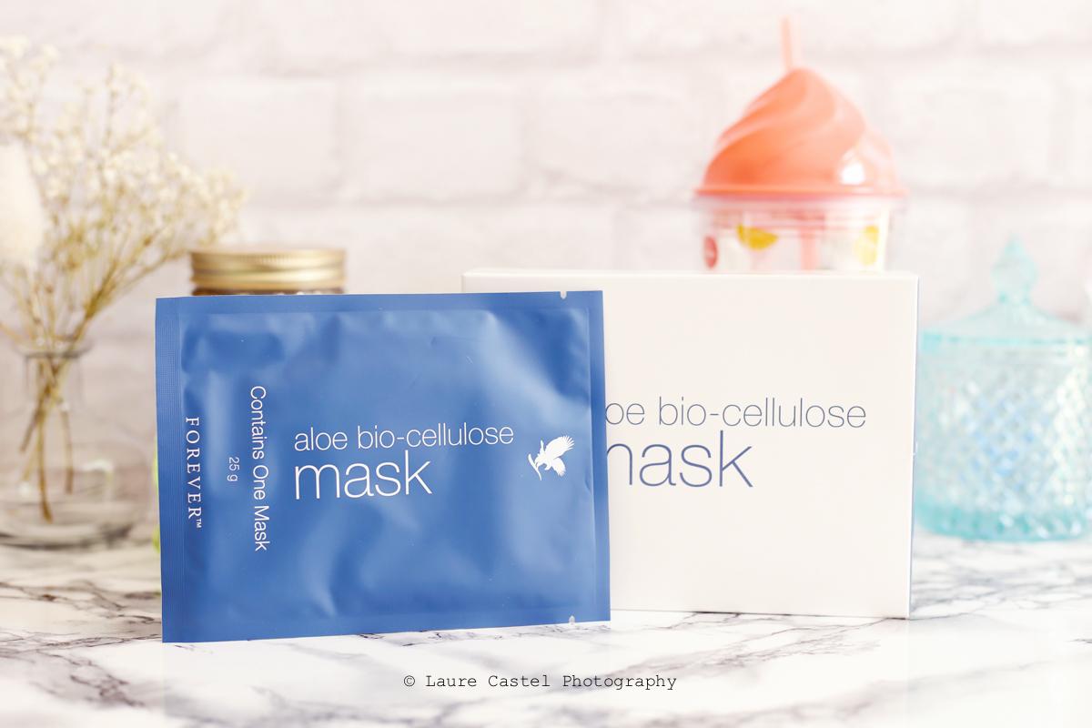 Forever Living Aloe Vera masque bio-cellulose | Les Petits Riens