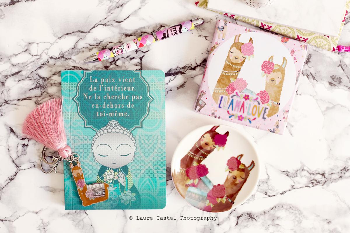 Llama Love Little Buddah l Les Petits Riens