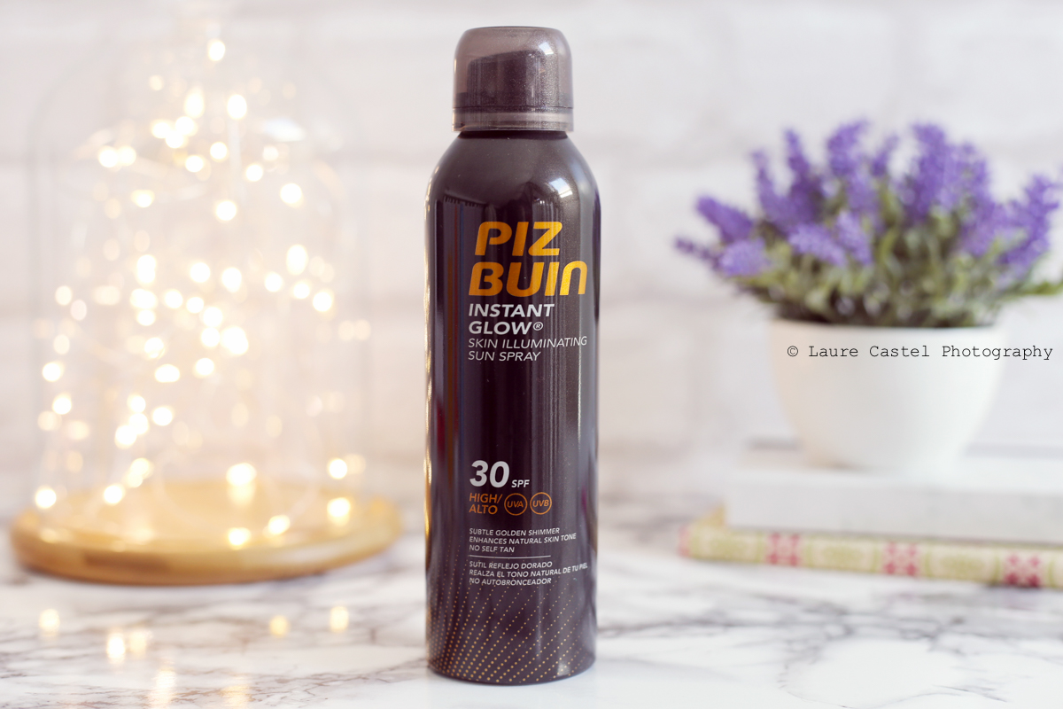 Piz Buin Instant glow SPF30 | Les Petits Riens