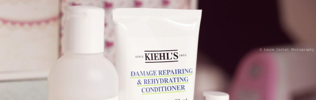 Shampooing Kiehl's Damage Repairing & Rehydrating