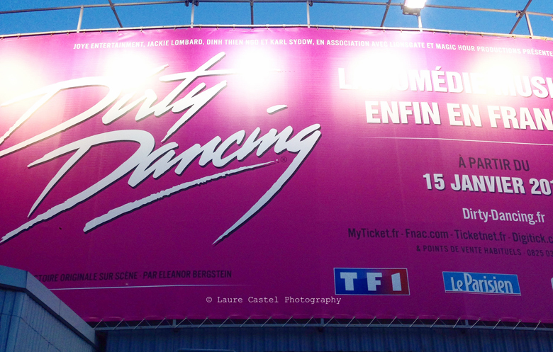 Dirty Dancing le spectacle