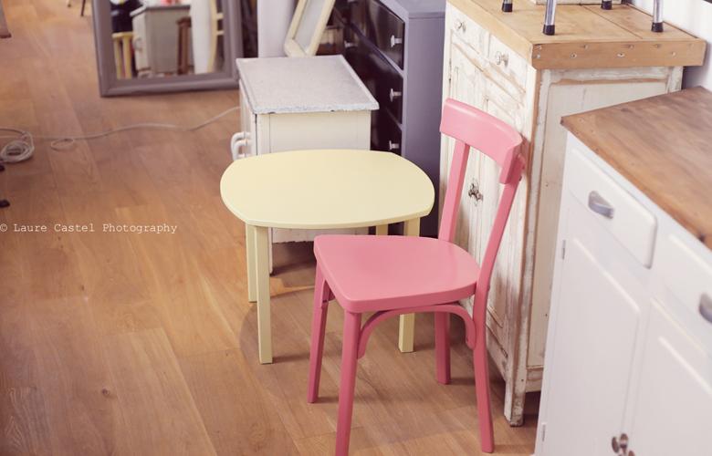 Les Petits Meubles de Marie boutique Paris restauration meubles