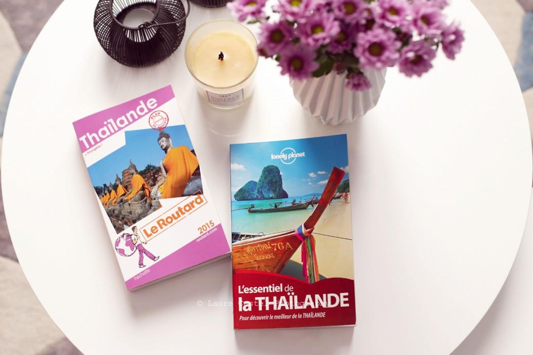 Voyage Thaïlande guide le Routard Lonely Planet