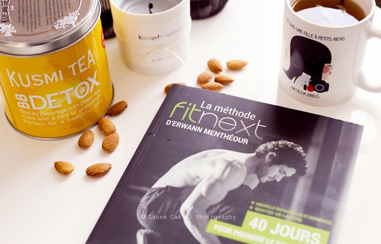 La méthode Fitnext le livre