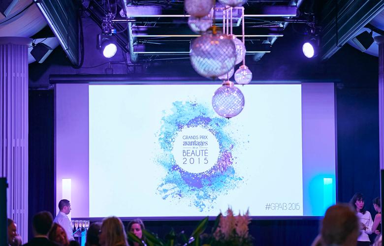 Grands Prix Avantages de la Beauté 2015 © Stanislas Liban