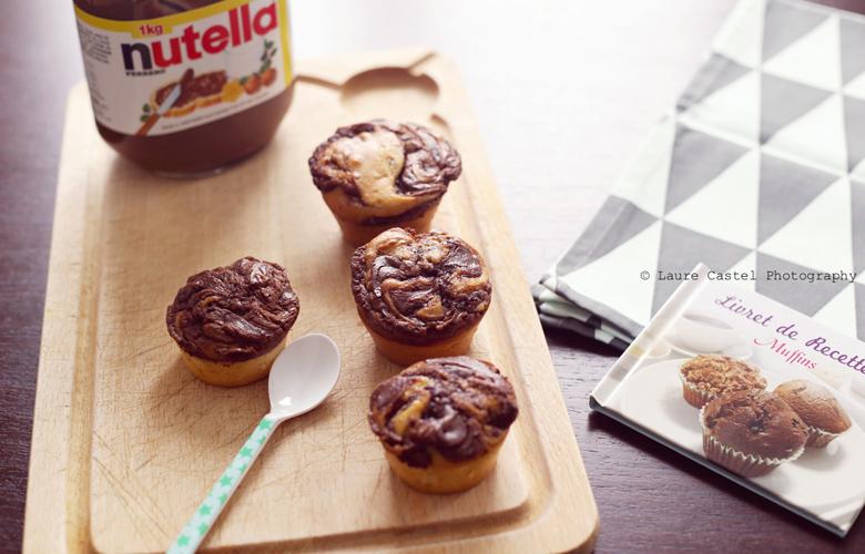 recette Muffins Stracciatella Les Petits Riens