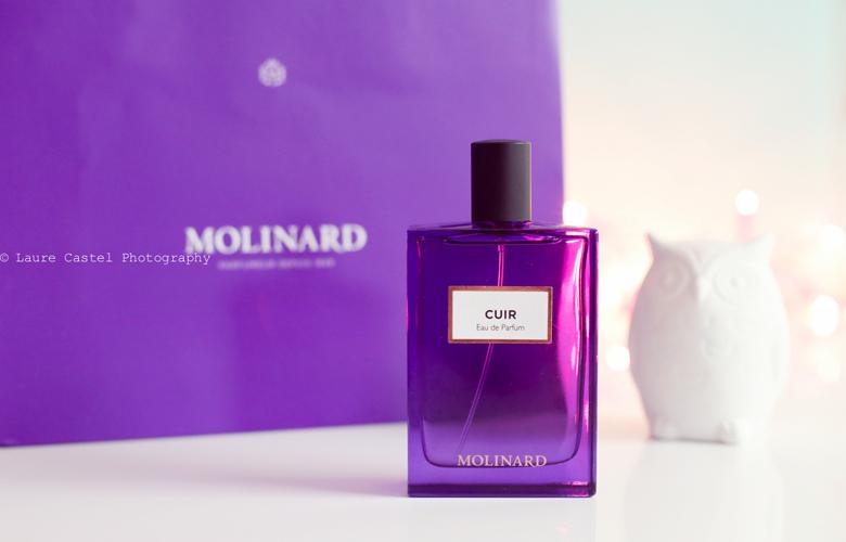 Cuir de Molinard Parfum avis Les Petits Riens