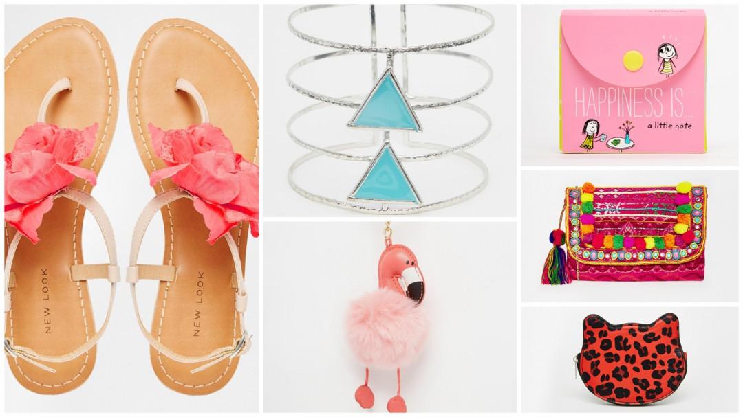 Sélection Asos girly shopping Les Petits Riens