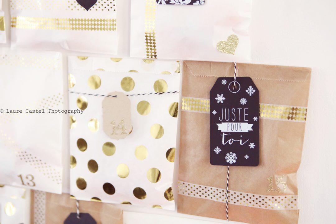 diy mon calendrier de l 39 avent sapin de no l les petits riens. Black Bedroom Furniture Sets. Home Design Ideas