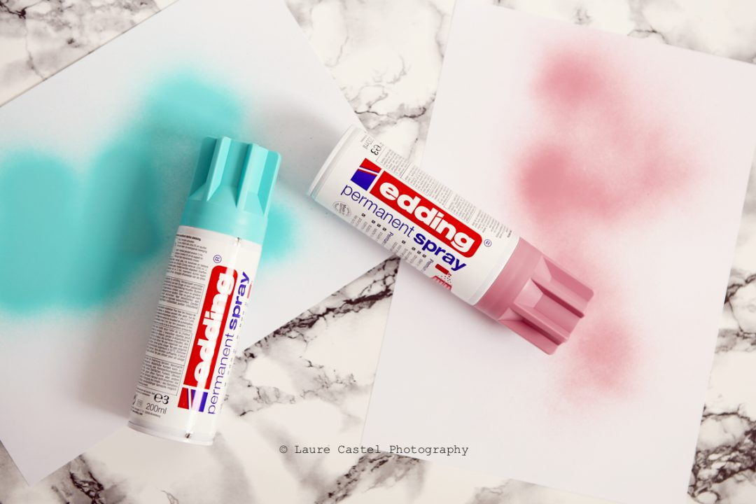 Edding spray permanent nouveautés