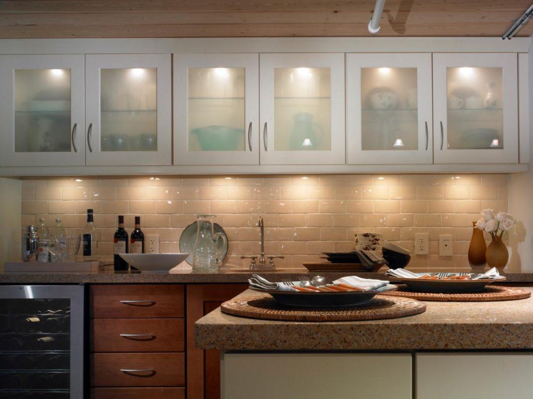 Eclairage cuisine ouverte