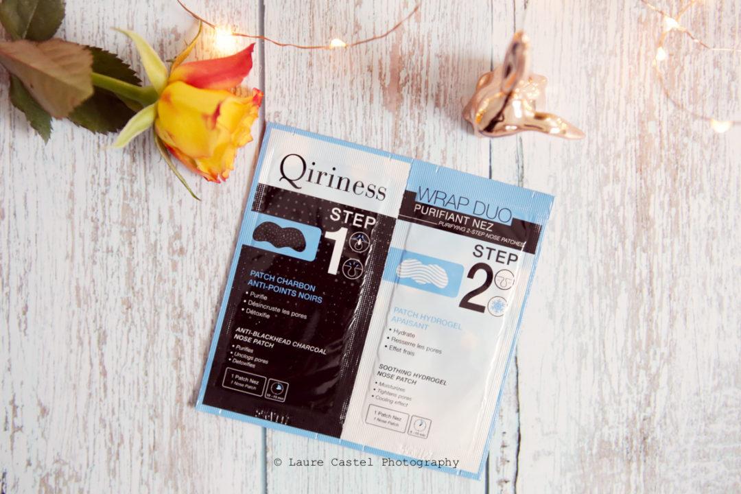 Qiriness Wrap Duo Purifiant Nez | Les Petits Riens