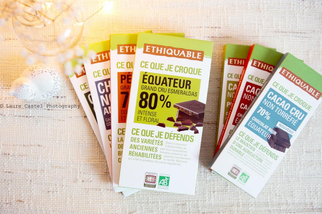 Chocolats Ethiquable | Les Petits Riens
