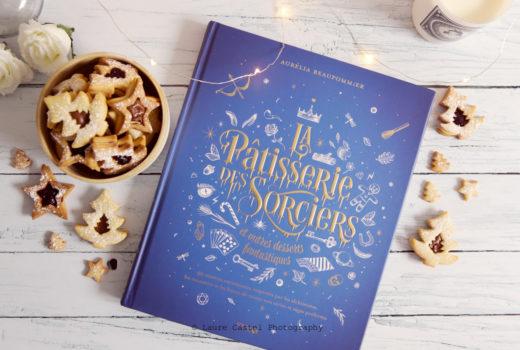 La pâtisserie des Sorciers éditions Solar | Les Petits Riens