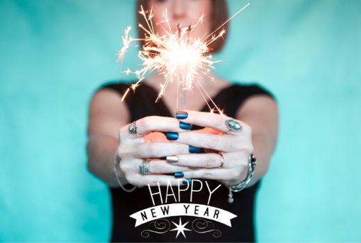 Bonne année 2019 | Les Petits Riens