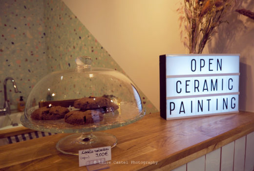 Atelier Geneviève Ceramicafé adresse Paris | Les Petits Riens