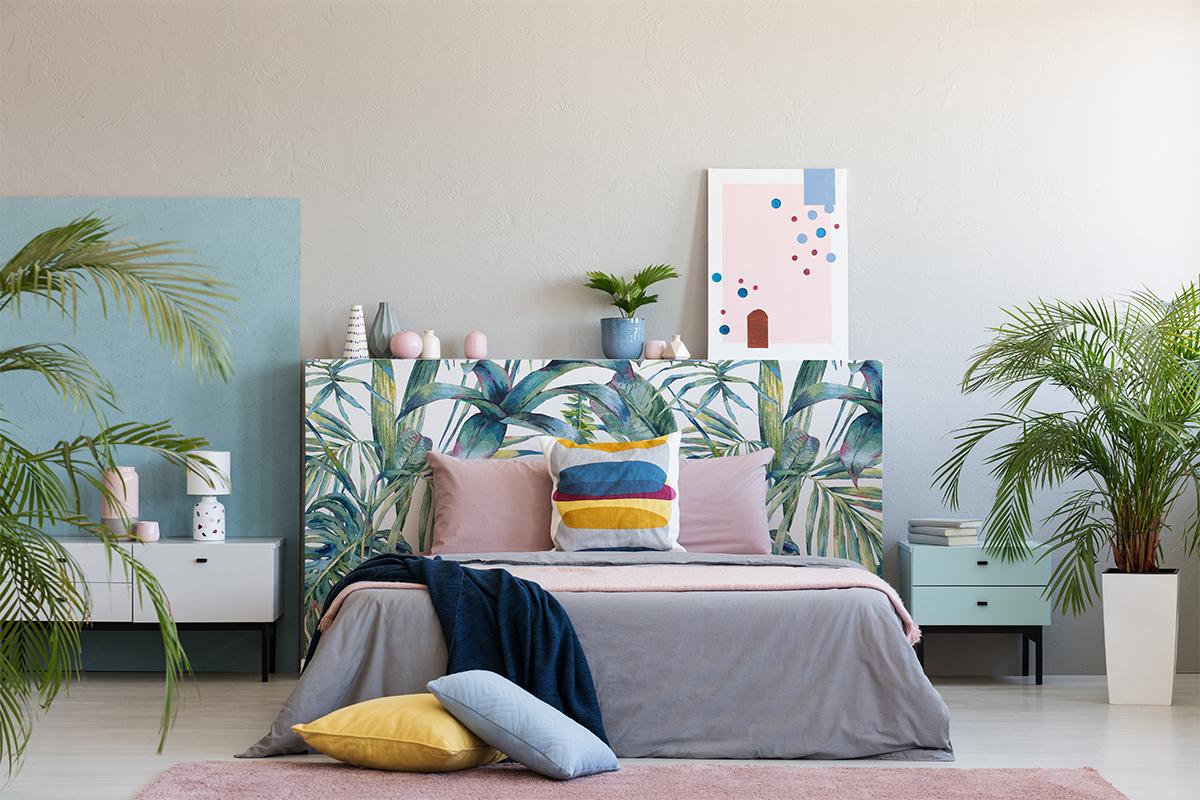 Déco Chambre À Coucher Adulte papier peint chambre adulte à coucher | les petits riens