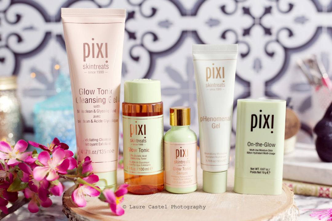 Pixi Skintreats Glow Collection | Les Petits Riens