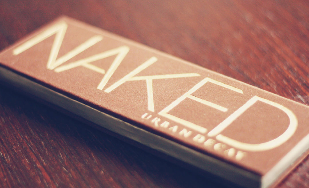 Palette Naked 1 Urban Decay | Les Petits Riens