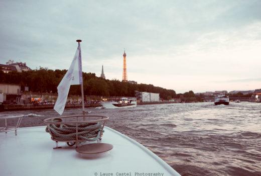 Le Diamant Bleu Croisière gourmande sur la Seine | Les Petits Riens