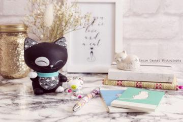 Félines & Mani the lucky cat | Les Petits Riens