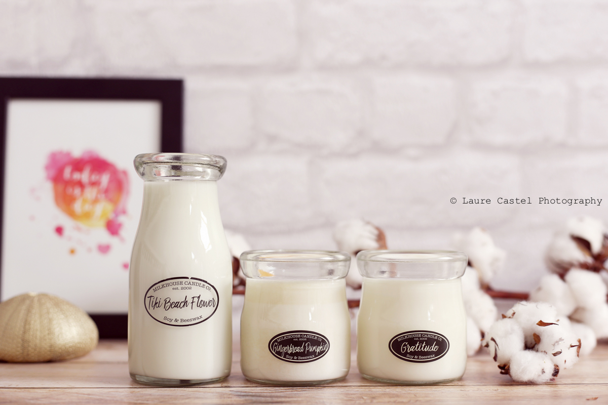 Bougies Milkhouse Candle Co | Les Petits Riens