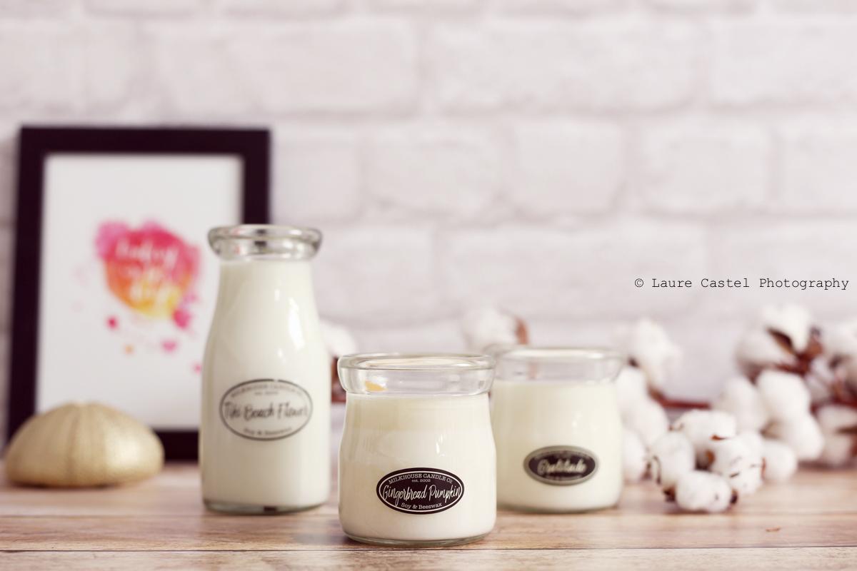 Bougie Gingerbread Pumpkin Milkhouse Candle Co | Les Petits Riens