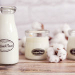 Bougie Tiki Beach Flower Milkhouse Candle Co | Les Petits Riens