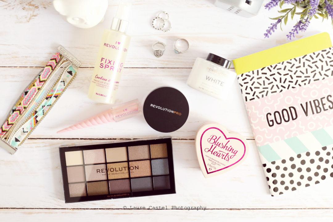 make-up MakeUp Revolution I Heart Revolution | Les Petits Riens