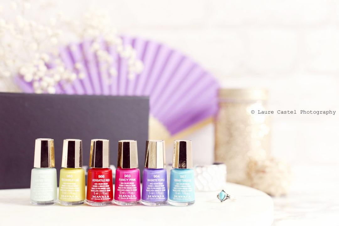 Dash & Splash color's de Mavala   Les Petits Riens