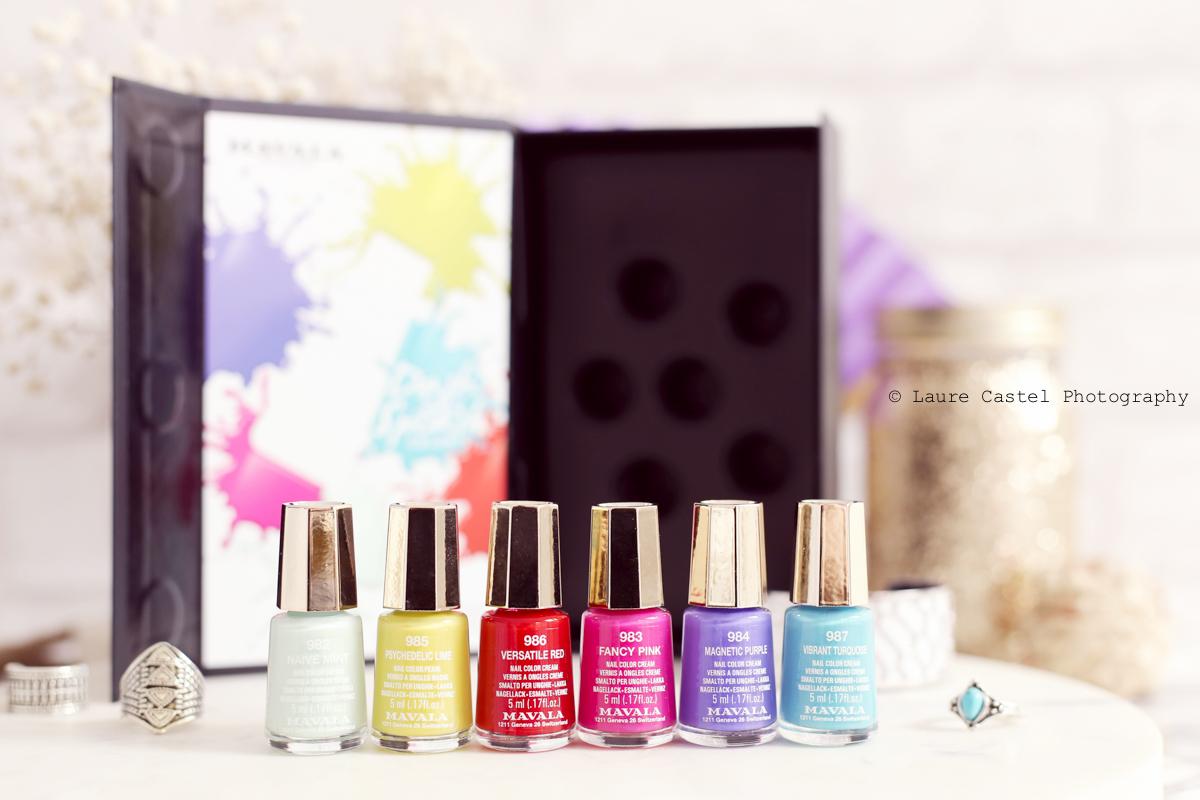 Dash & Splash color's de Mavala | Les Petits Riens