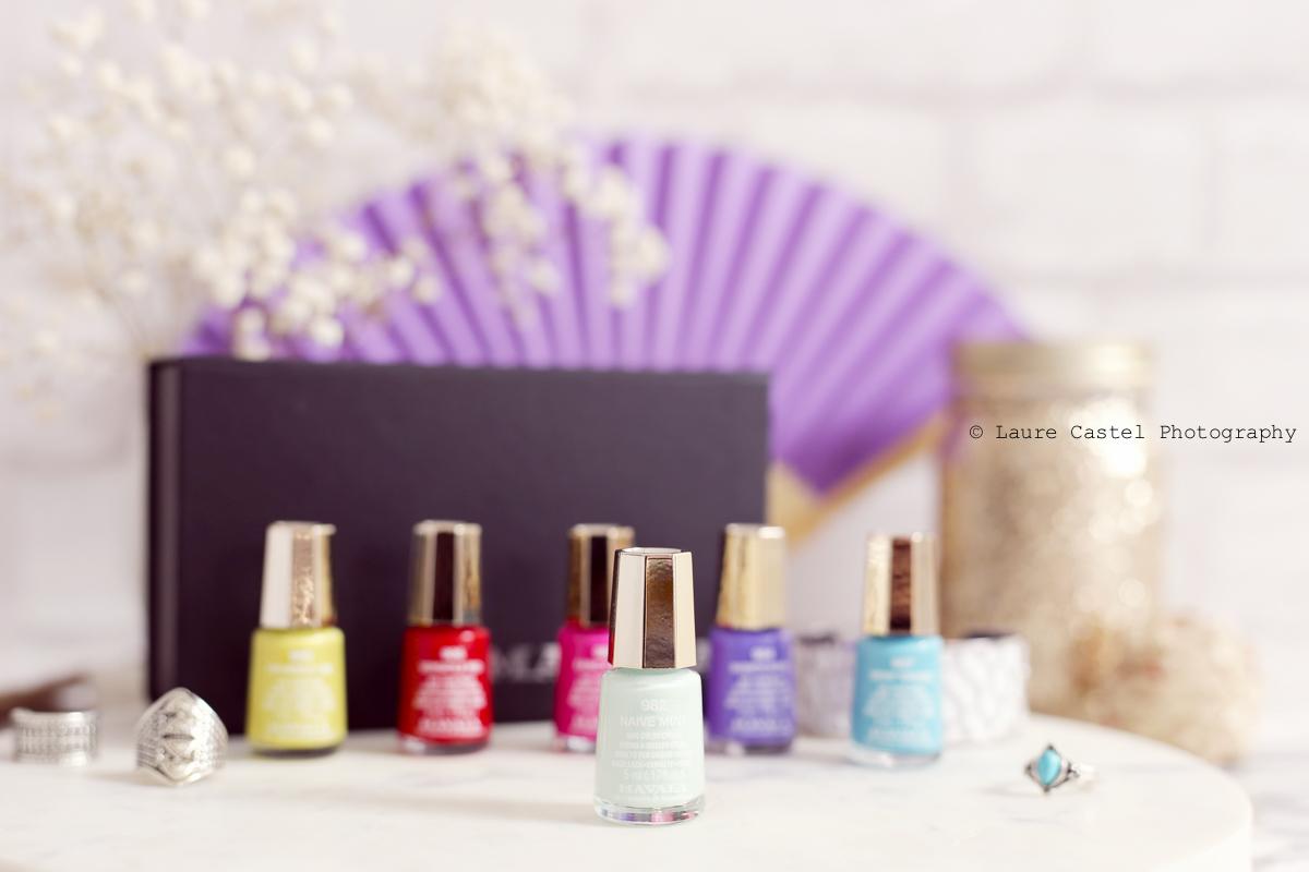 Naive Mint Dash & Splash color's de Mavala | Les Petits Riens