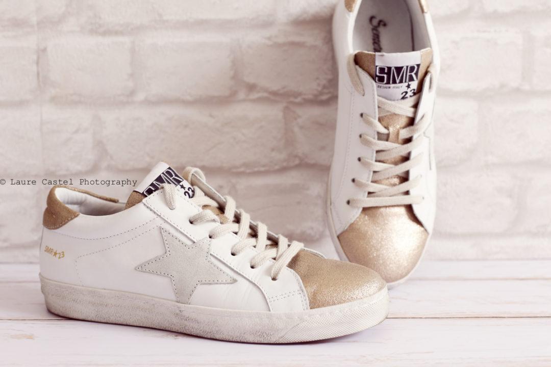 Baskets Basses Semerdjian SMR23 | Les Petits Riens