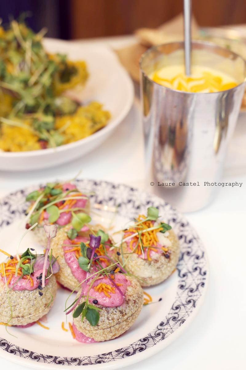 MG Road restaurant Indien contemporain Paris | Les Petits Riens