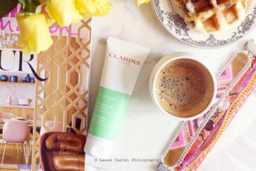 Clarins exfoliant Pure Scrub test & avis   Les Petits Riens