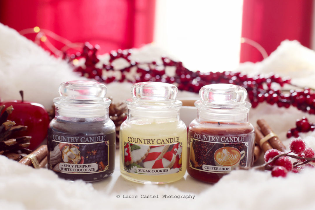 Bougies jar Country Candle | Les Petits Riens