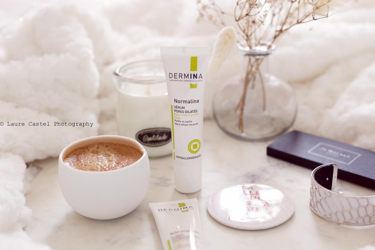 Sérum pores dilatés Normalina de Dermina | Les Petits Riens