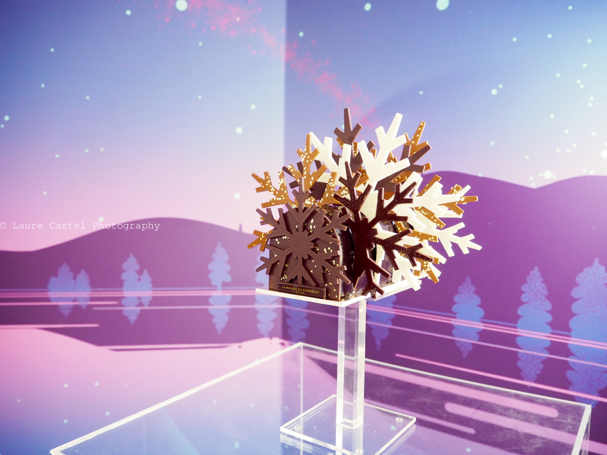 La Maison du Chocolat Bûche 2019 | Les Petits Riens