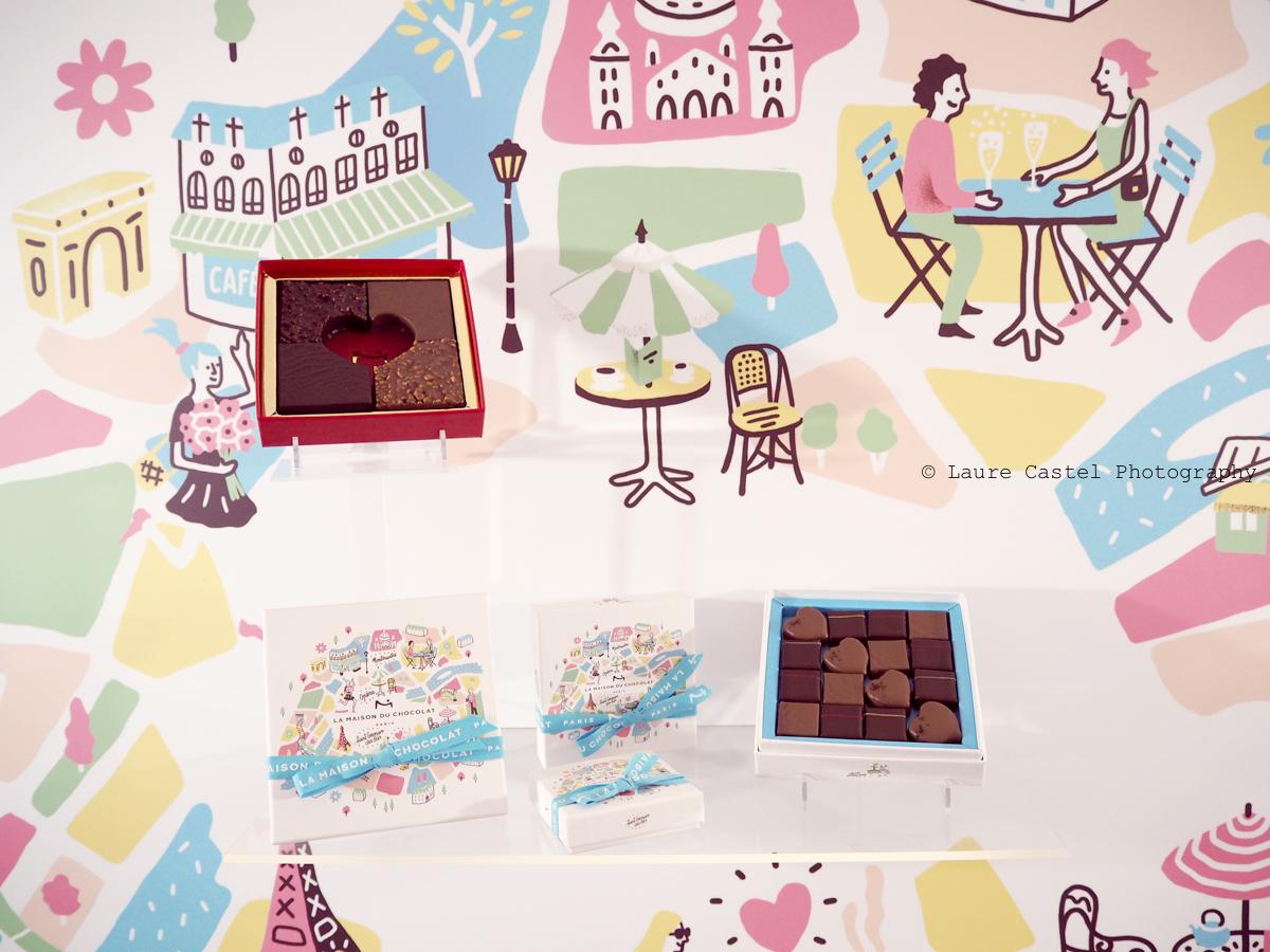 La Maison du Chocolat Saint Valentin 2020 | Les Petits Riens