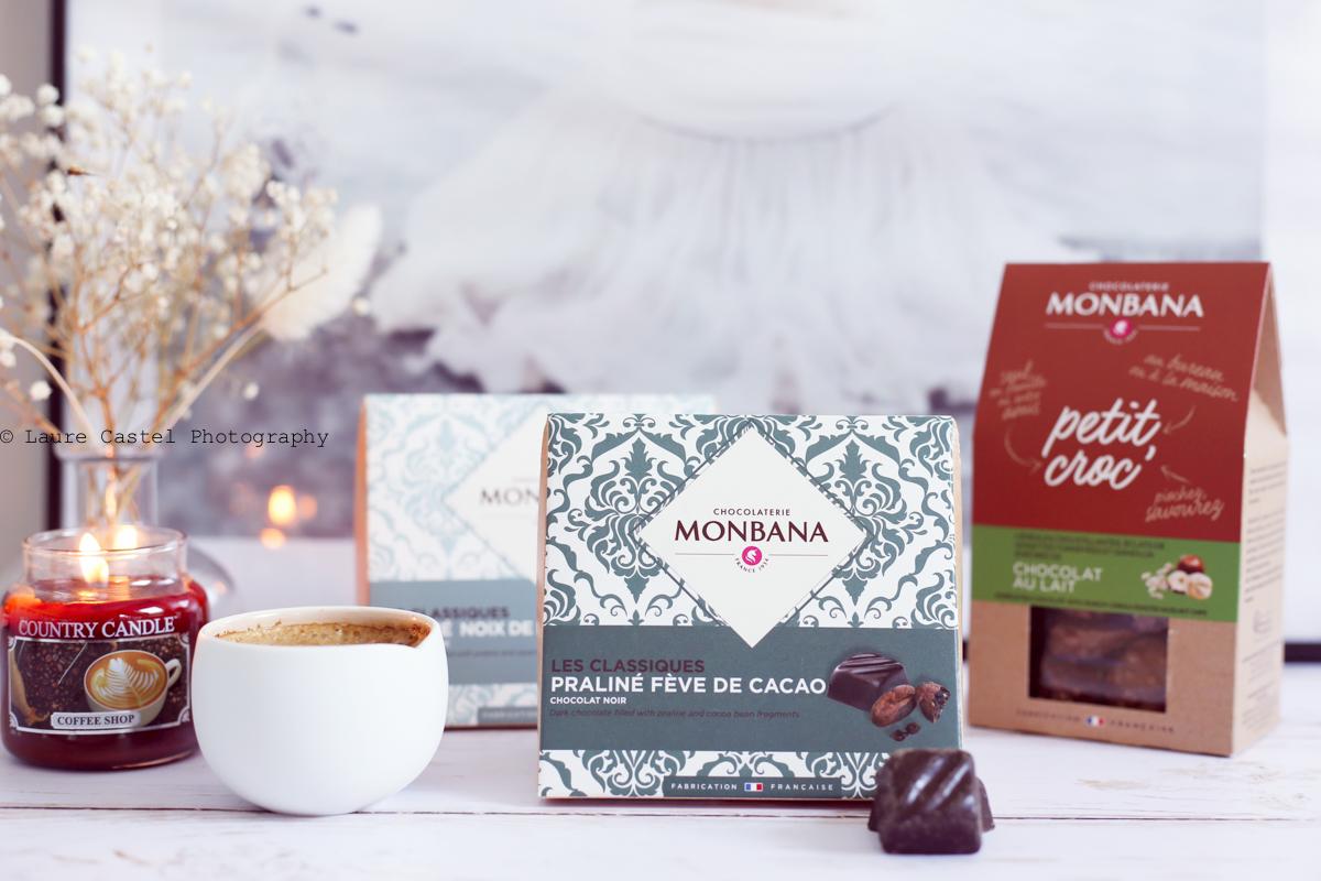 Monbana les classiques praliné fève de cacao | Les Petits Riens