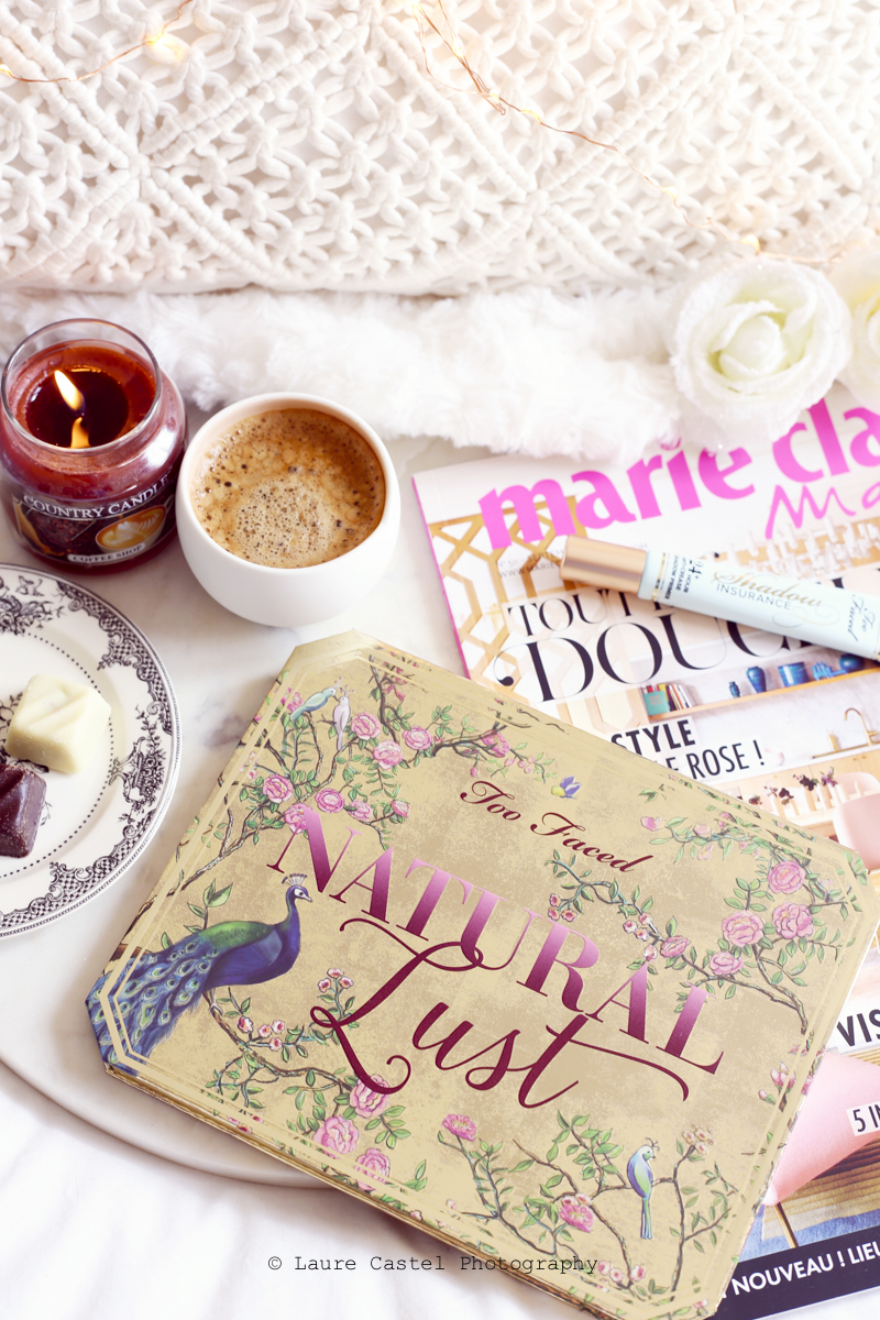 Palette Natural Lust de Too Faced | Les Petits Riens