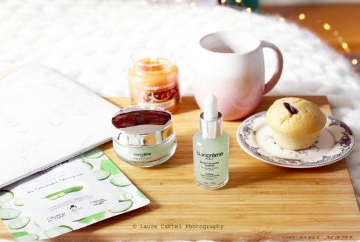 Blancrème routine purifiante détox | Les Petits Riens