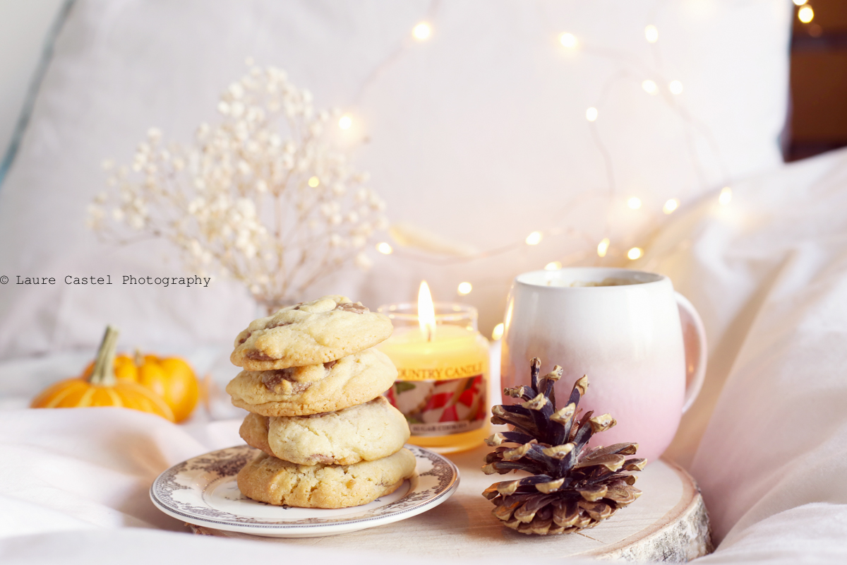 Recette Cookies la base | Les Petits Riens