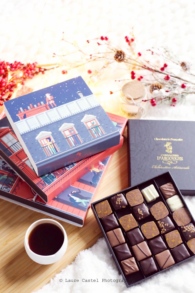 chevaliers d'Argouges chocolats français Noël 2019 | Les Petits Riens
