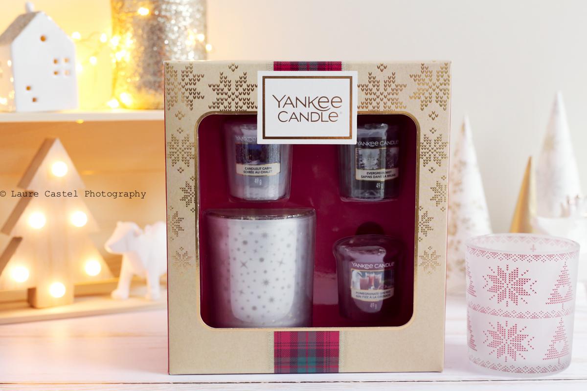 Des coffrets cadeaux Yankee Candle pour les fêtes | Les Petits Riens