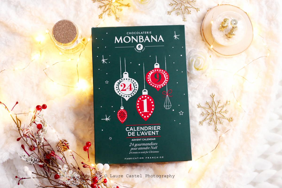 chocolaterie Monbana Calendrier de l'Avent 2019 | Les Petits Riens
