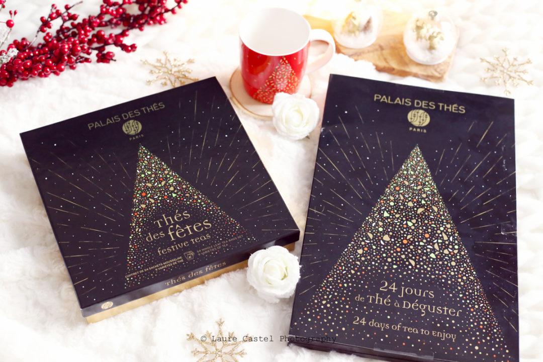 Palais des thés cadeaux de Noël 2019 | Les Petits Riens
