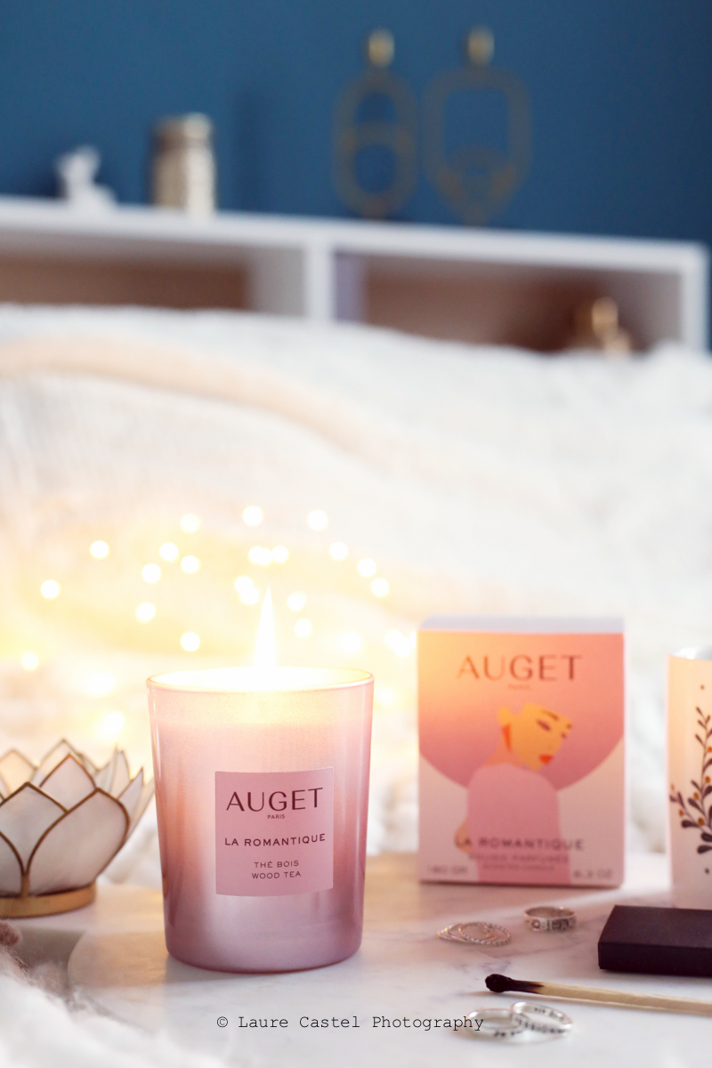 Bougies Auget Paris made in France | Les Petits Riens